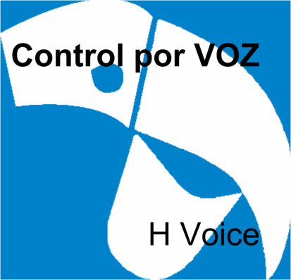 Posiblemente la mejor APP domótica con reconocimiento de voz. Desarrollado por ALHENA.