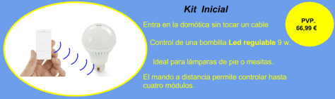 Kit inicial domótica Insteon